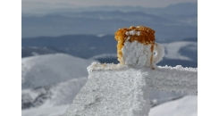 Холодный прием. Ледяной кофе для жаркого дня.