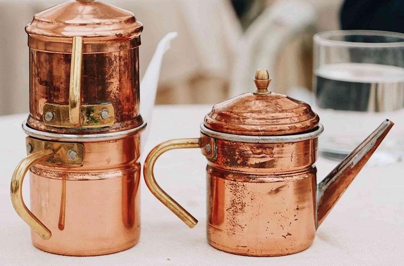 Куккумела: как приготовить кофе по-неаполитански
