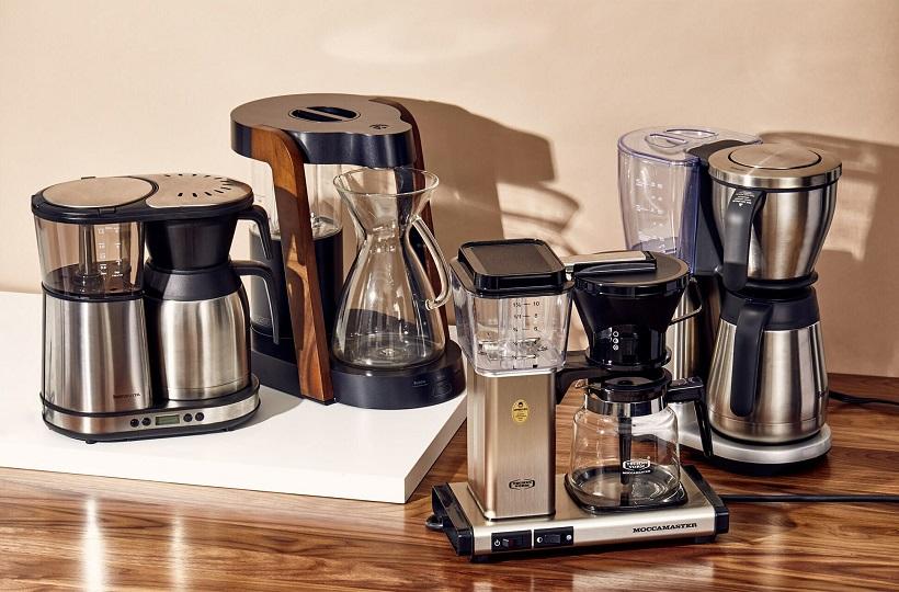 Тонкости и секреты выбора капельной кофеварки