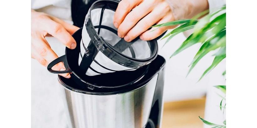 Виды фильтров для кофе