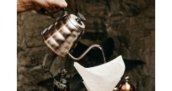 Чайники с «гусиной шеей» для приготовления кофе