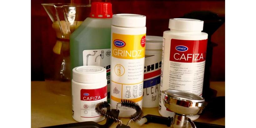 Как правильно чистить кофейное оборудование
