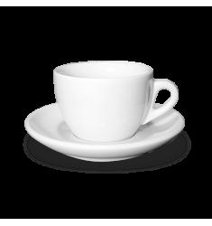 Чашка для капучино с блюдцем Ancap