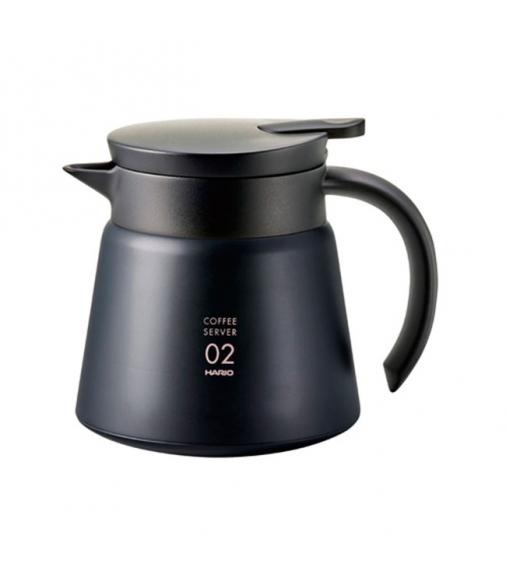Чайник Буоно Hario металлический черный