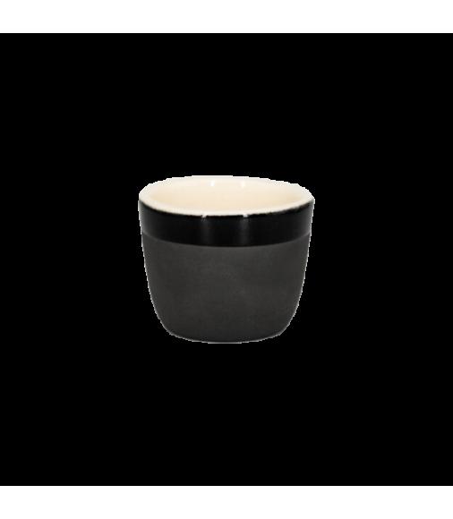 Чашка для американо Чистяков (черная)