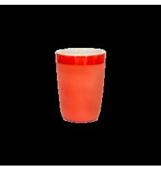 Чашка для латте Чистяков (красная)