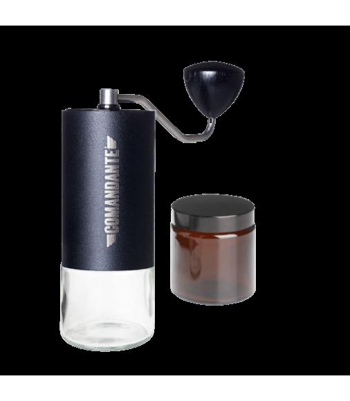 Кофемолка Comandante C40 Nitro Blade Black