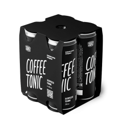 Кофе в банках Coffee Tonic