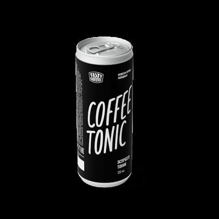 Кофе в банках Coffee Tonic