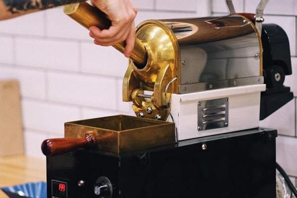 сэмпл ростер для кофе для обжаривания образцов